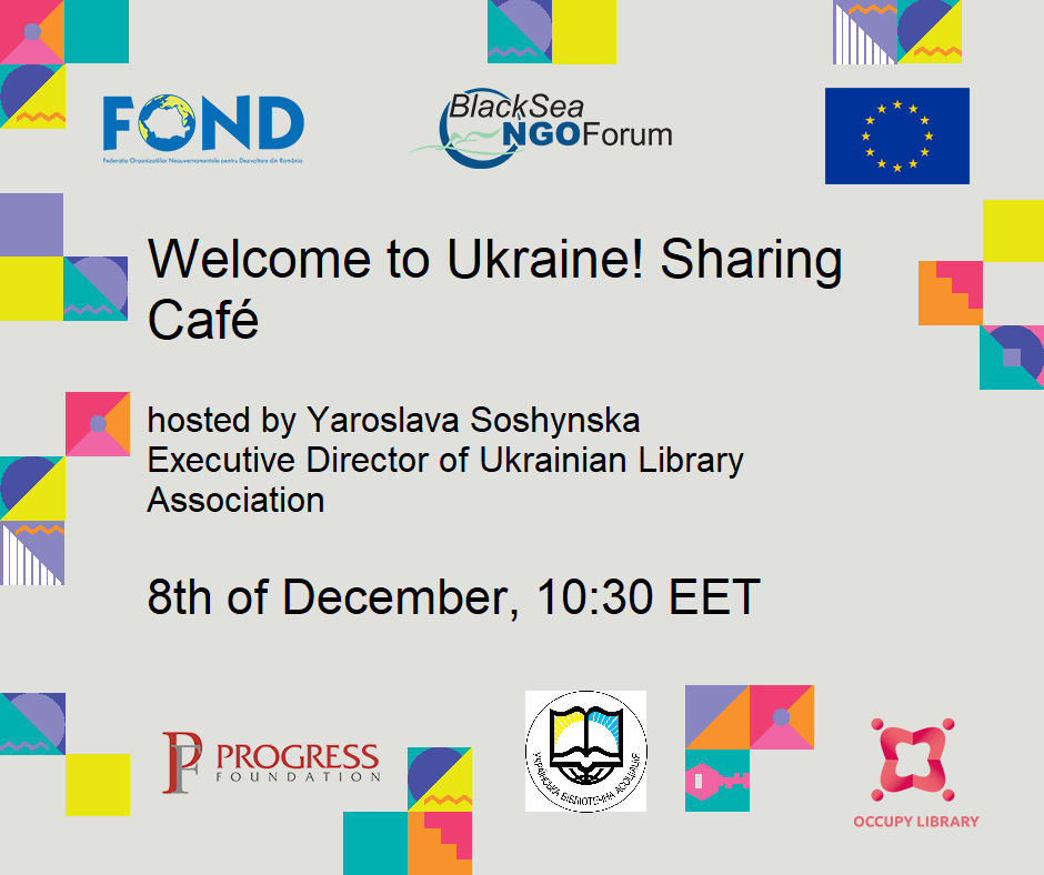 Welcome-to-Ukraine-Sharing-Café-hosted-by-Yaroslava-Soshynska-Executive-Director-of-Ukrainian-Library-Association